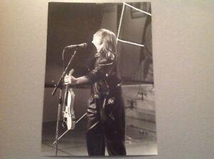 CATHERINE LARA  - Photo de presse originale 14x20cm
