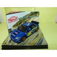 SUBARU IMPREZA WRC RALLYE MONTE CARLO 2005 S. SARRAZIN VITESSE 1:43 14ème