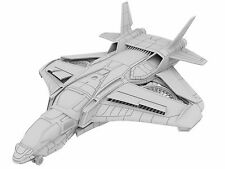 1:200 - Quinjet_Avengers [3D Printed Model] 100mm Long