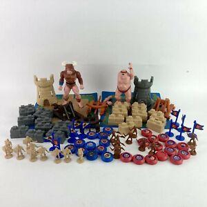 Crossbows & Catapults w/ Cyclops & Minotaur Lakeside 1983 Vintage Parts Pieces