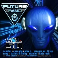 Future Trance 50 (2009, #5322842) Scooter, Rocco & Bass-T, Cascada, Ale.. [2 CD]