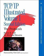 TCP/IP ILLUSTRATED [978032133 - W. RICHARD STEVENS KEVIN R. FALL (HARDCOVER) NEW