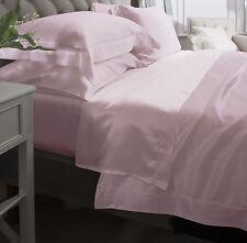 Jasmine Silk Pure Silk Flat Sheet (Pink) KING/SUPERKING