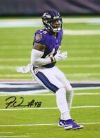 Patrick Queen Autographed Signed 8x10 Photo ( Ravens ) REPRINT
