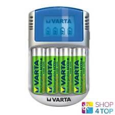 VARTA LCD Charger für 2 oder 4 AA AAA Ladegerät