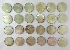 Lot Of (24) 1972 Munich Olympics Silver Coins - 90% Silver