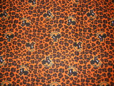 Black Cat on Leopard Jersey Pj Shirt Toy Dog Italian Greyhound Chinese Crested