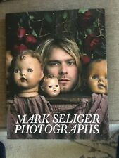 SIGNED Mark Seliger Photographs by Mark Seliger, autographed