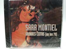 SARA MONTIEL - GRANDES EXITOS (EN LOS 70) NEW CD