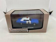Masterpiece 1:87 Ford Custom Metropolitan Police