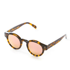 Retrosuperfuture Eddie Peach Havana Fashion Sunglasses (Reg) Super-J5O 48 mm