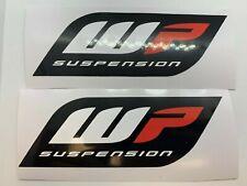 2 Adesivi Forcella WP Suspension