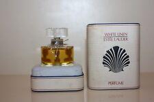 Rare Vintage Estee Lauder White Linen Pure Perfume Parfum 7,5ml Sealed bottle