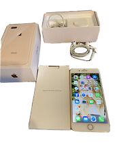 Apple iPhone 8 Plus GOLD- 64GB - (Unlocked)