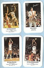 1979-80 Chicago Bulls Police (15 of 16 missing Theus)