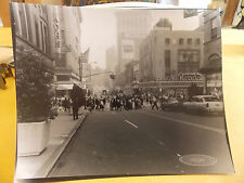 Nice 1955 Baltimore MD Downtown Photo 8 x 10 Modern Reprint SHARP!!!!!