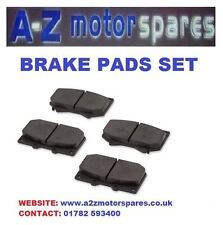 FOR KIA SORENTO 2.2DT CRDi 2.4i 2/2010-> FRONT BRAKE DISC PADS SET *OE QUALITY*