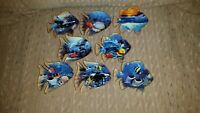 Bradford Exchange Rainbow Reef Collection by Christian Reise Lassen Set of 8