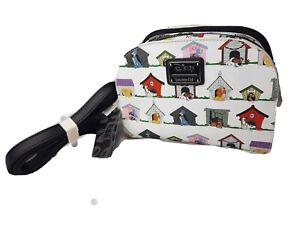 Loungfly Disney Dog Houses Crossbody Bag