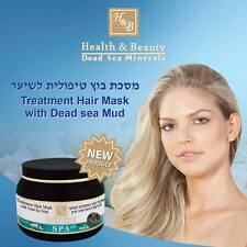 Treatment Hair And Scalp Mask With Natural Dead Sea Mud Health&Beauty SPA 250ml
