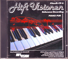 HIFI VISIONEN - Klassik-CD 6 - rare audiophile CD 1993 Reference Recording