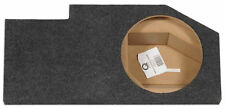 "Rockville 12"" Sealed Subwoofer Sub Box Enclosure For 2002-Current Dodge"