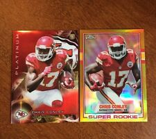 2015 Topps Chrome / Platinum RC REFRACTOR Lot GOLD & RED /25 /75 SUPER ROOKIE