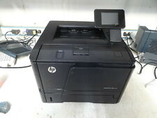HP Laserjet M401dn Laser Printer *REFURBISHED* warranty & toner