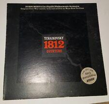 Tchaikovsky 1812 Overture Romeo & Juliet Classical LP PROMOTIONAL COPY!