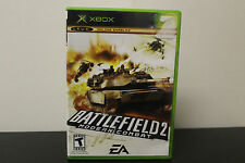 Battlefield 2: Modern Combat  (Microsoft Xbox, 2005) *Tested/Complete