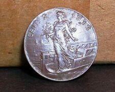 2  Centesimi 1915  conservazione BB