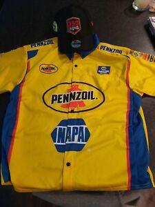 Nhra pit crew shirt