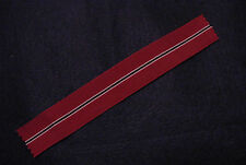 """GERMAN WWII BUTTONHOLE RIBBON OSTFRONT / EAST FRONT 25MM WIDE 6"""" LENGTH"""