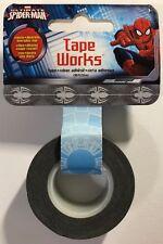SPIDER-MAN Tape(1 Roll)50 Feet•Marvel•Sandylion•Superhero Cartoon•Comic•