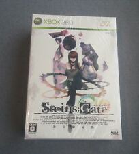 STEINS;GATE LIMITED EDITION XBOX 360 XBOX360 PRECINTADO SEALED
