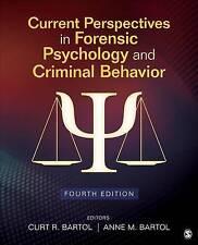 Current Perspectives in Forensic Psychology and Criminal Behavior by SAGE...