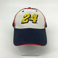 Jeff Gordon #24 Nascar Hat Adult Adjustable DuPont Motorsports Racing Cap *READ