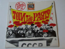 VARIOUS	Vladivar Vodka Party Record	LP	Red Square	RSR19