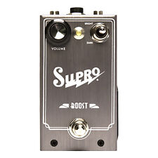 Supro 1303 Boost Guitar Effects Pedal +Picks
