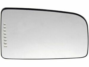 Fits 2007-2009 Dodge Sprinter 2500 Door Mirror Glass Left Upper Dorman 83265DG 2