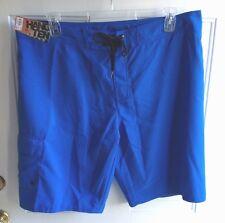 NWT Hang Ten Men's Blue Board Shorts sz 36