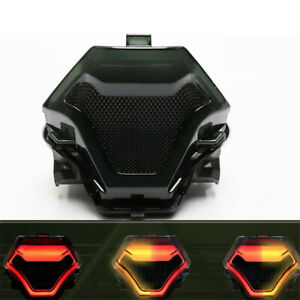1 X Motorcycle LED Rear Tail Light Driving Lamp For Yamaha YZF R3 R25 Y15ZR MT07