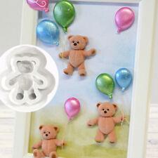 Stampo Orso formina orsetto decorazioni torta dolci pasta zucchero Cake Design