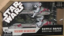 Star Wars 30th Anniversary TREACHERY ON SALEUCAMI Battle Pack w/Commander Neyo