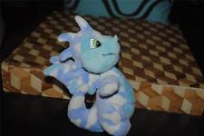 "Neopets Plush Cloud Scorchio Dragon Stuffed Animal 2004 Cute 7"""