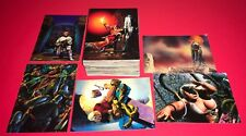 RICHARD CORBEN 1993 COMIC IMAGES COMPLETE BASE 90 CARD TRADING SET