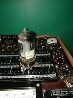 Valvo RL12 R10 E-Röhre mit Sockel Tube Valve nicht geprüft BL1560