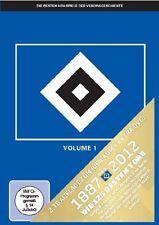 Die Besten HSV Spiele der Vereinsgeschichte, ltd Edition, 6 DVD NEU + OVP!