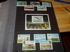 WORLDWIDE LOT/ AVIATION. UNUSED/ MNH OG. CONCORDE/ HISTORY !