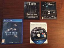 Thief - Square Enix - PlayStation 4 PS4 - PAL España - DISCO EXCELENTE!!